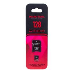 POWERWAY PWR-128 128 GB MICRO SD HAFIZA KARTI (CLASS 10)