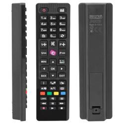 HERZ KL VESTEL-SEG-REGAL RC4849 RM-L260 LCD MİNİ MOR TUŞLU LCD-LED TV KUMANDA