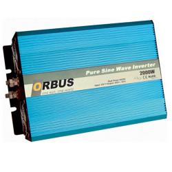 İNVERTER 2000W 24V ORBUS TAM SINUS INTELLIGENT OTS24-2000
