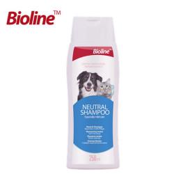 Bioline Kedi ve Köpek İçin Doğal Şampuan 250 Ml