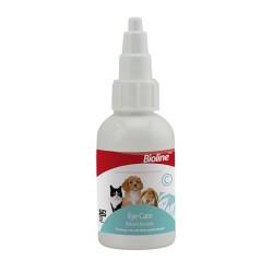 Bioline Kedi ve Köpek Göz Bakım Damlası 50 Ml