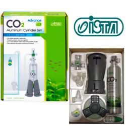Ista CO2 Aluminyum Cylinder Set 0,5 Lt Advance