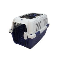 Strong CD2 Üstten Açılabilir Kedi-Köpek Taşıma Çantası Lacivert 50x33x29cm