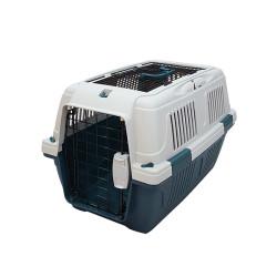 Strong CD2 Üstten Açılabilir Kedi-Köpek Taşıma Çantası Yeşil 50x33x29cm