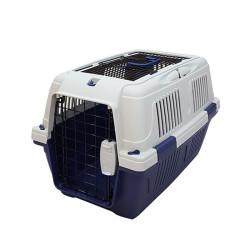 Strong CD3 Üstten Açılabilir Kedi-Köpek Taşıma Çantası Lacivert 57x37x35cm