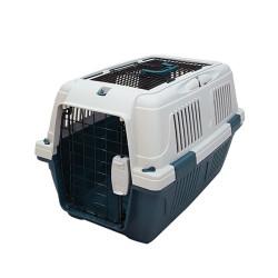 Strong CD3 Üstten Açılabilir Kedi-Köpek Taşıma Çantası Yeşil 57x37x35cm